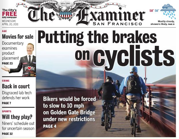 SF Examiner story