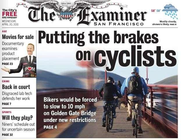 SF Examiner story