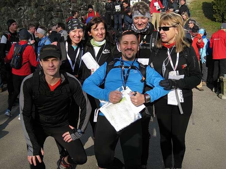 Zagorje Trekk 2011 - Na startu